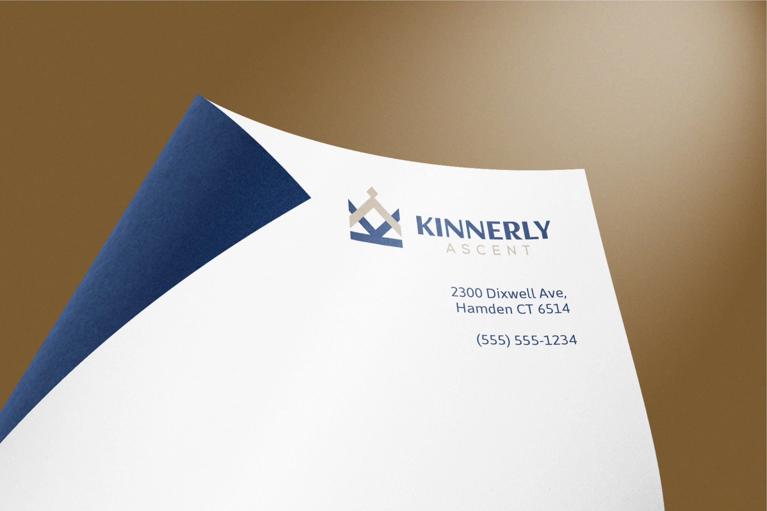 Kinnerly Brand Identity